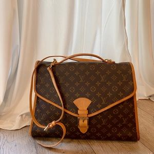 Vintage Louis Vuitton Beverly Briefcase Bag